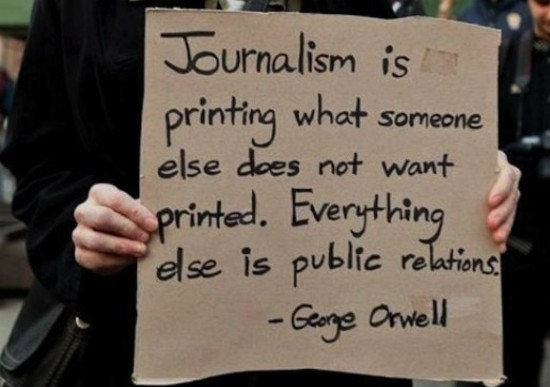 Journalism-is